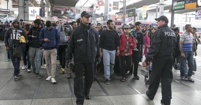 Đức dành thêm 6 tỷ euro đón nhận người tị nạn