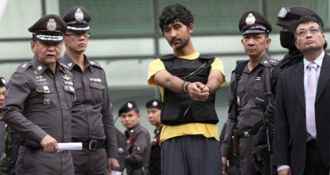 Nghi phạm Bangkok thú tội chuyển bom
