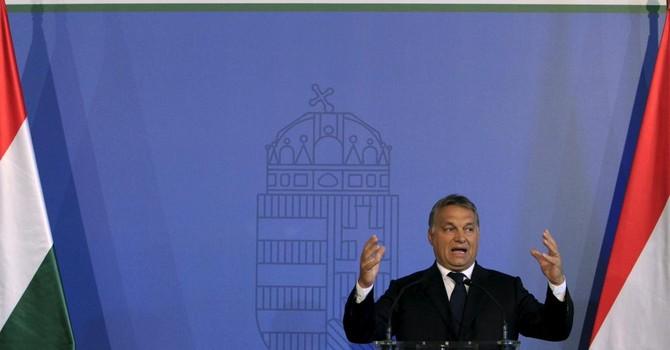 Thủ tướng Hungary kêu gọi chống nhập cư ồ ạt