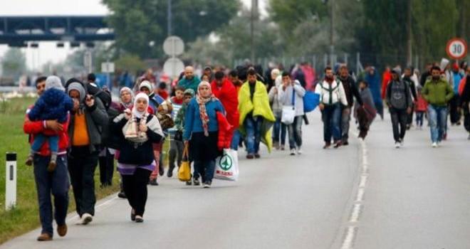 Người di cư tăng kỷ lục: Thủ tướng Áo nặng lời với Hungary