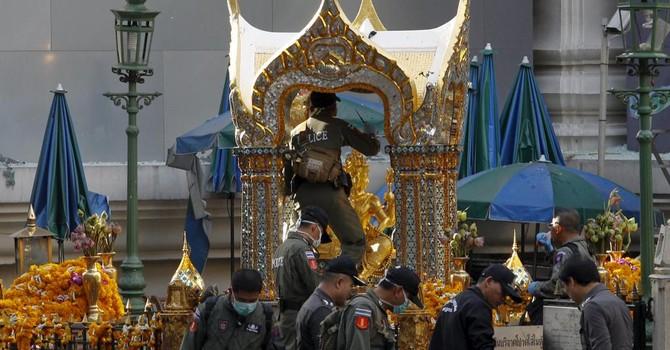 Thái Lan truy nã nghi can đánh bom người Trung Quốc