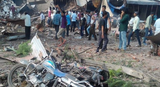 89 người thiệt mạng trong vụ nổ bình ga ở Ấn Độ