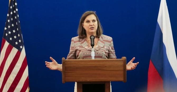 """""""Mỹ chỉ dỡ bỏ lệnh trừng phạt Nga nếu Crimea trở về Ukraine"""""""