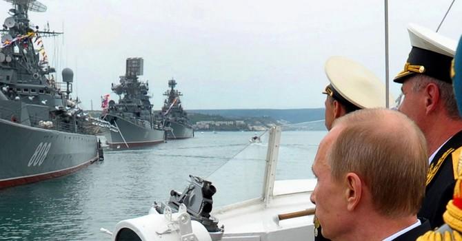 """""""Thiếu ông Putin thì không thể giải quyết xung đột Syria"""""""