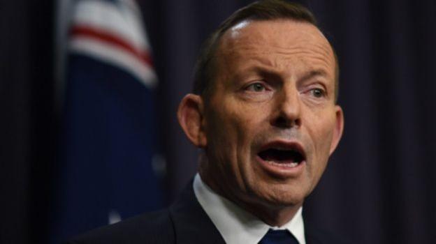 Ông Tony Abbott mất chức thủ tướng Úc