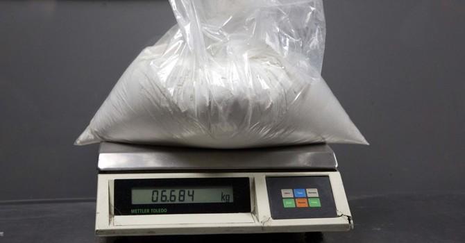 Hai phụ nữ Trung Quốc định đem 30 kg ma túy vào Nga
