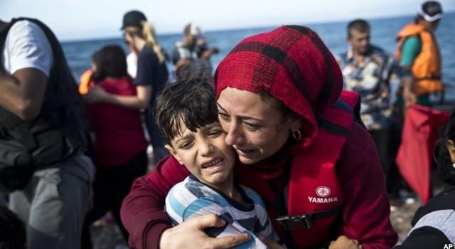 Thuyền lật ngoài khơi Hy Lạp, 28 di dân có thể đã chết