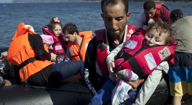 Khủng hoảng di dân: Châu Âu sẽ can dự nhiều hơn vào xung đột Syria?