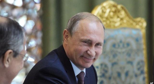 Ông Putin bênh vực quyết định viện trợ quân sự cho Syria