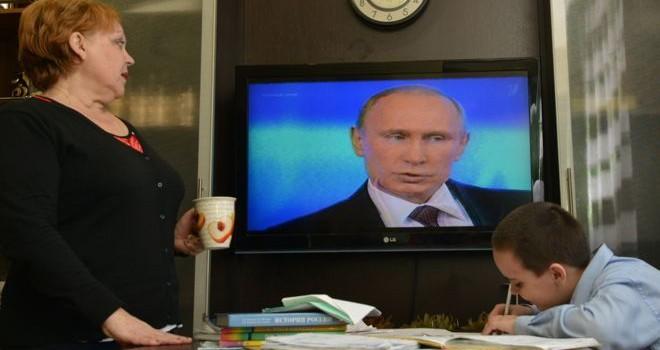 Cuộc chiến truyền thông Nga và Phương Tây