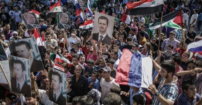 """Tổng thống Syria: """"IS là đề án cực đoan phương Tây"""""""