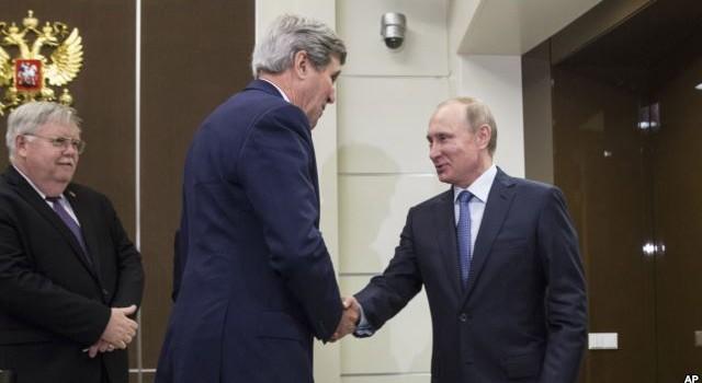 Mỹ cân nhắc đề nghị đối thoại quân sự với Nga