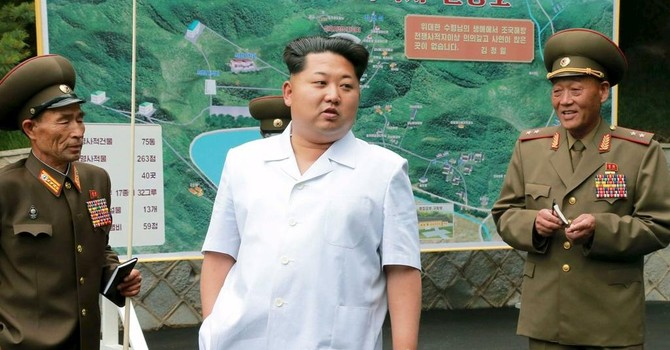 """Trung Quốc bất ngờ đưa giải pháp """"hạ nhiệt"""" vấn đề Triều Tiên"""