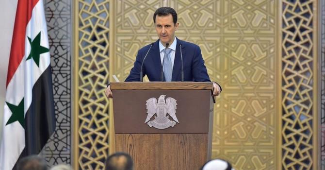 """Tổng thống Syria """"đổ tội"""" EU có lỗi tạo ra cuộc khủng hoảng dân tị nạn"""