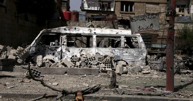 """Mỹ sẵn sàng """"bắt tay"""" với Nga vì Syria"""
