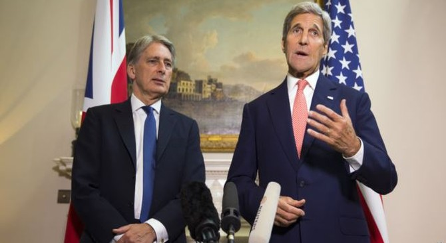 Ngoại trưởng Mỹ ra tối hậu thư ông al-Assad phải từ chức Tổng thống Syria