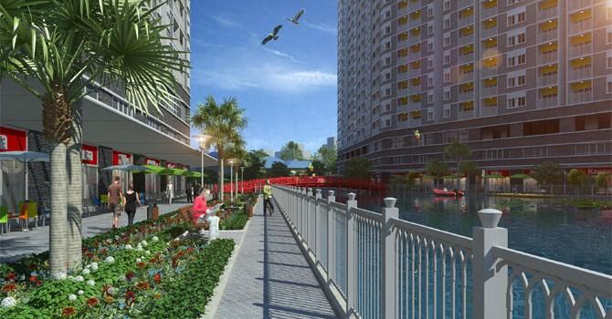 TP.HCM: Thêm nguồn cung căn hộ Jamona Apartment giá từ 1,3 tỷ đồng