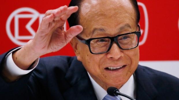 """Báo chí Trung Quốc đả kích tỷ phú Hồng Kông """"vô ơn"""""""