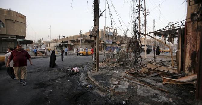 Iraq hợp tác tình báo với Nga, Iran để chống IS