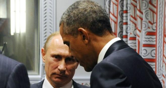 """Ông Vladimir Putin """"cao tay"""" hơn Nhà Trắng trong chuyện Syria?"""