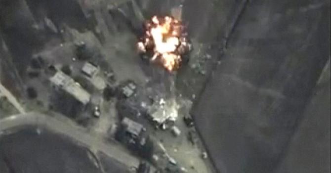 Nga đánh ai tại Syria?
