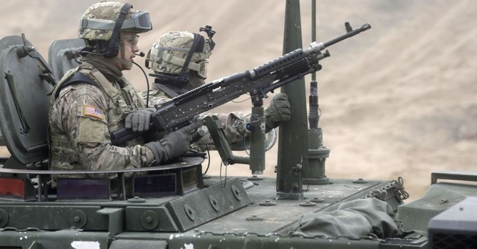 NATO khai màn cuộc tập trận lớn nhất ở châu Âu
