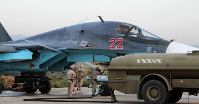 """Thổ Nhĩ Kỳ điều F-16 chặn máy bay Nga """"xâm phạm không phận"""""""
