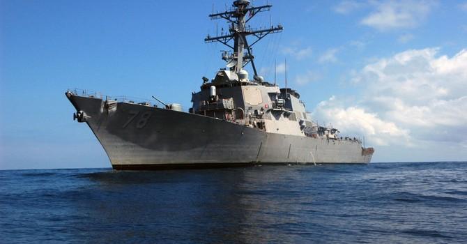 """Hạm đội 6 của Mỹ """"chiếm cứ"""" Biển Đen"""