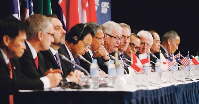 TPP: Trung Quốc thua đau, nhìn Mỹ xoay trục?