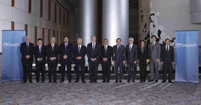 Hiệp định TPP được thế giới hoan nghênh, ngoại trừ Trung Quốc