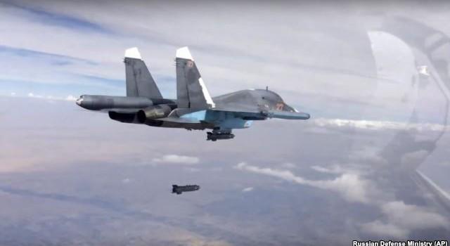 Nga mở đợt không kích mới nhắm vào phiến quân Syria