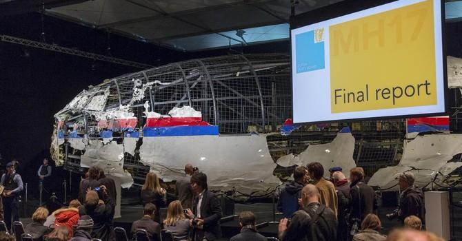 Điều gì đã xảy tới cho chuyến bay MH17?