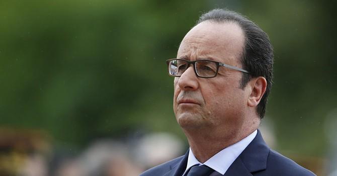 Tổng thống Pháp hé lộ khả năng bán tàu cho Nga