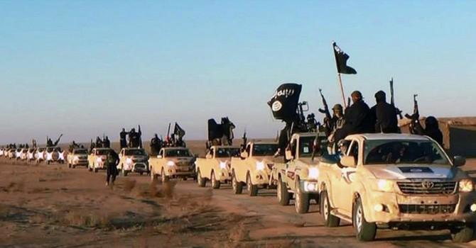 Nga kêu gọi Mỹ giải thích việc các xe Toyota lọt vào tay IS