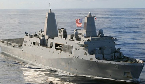 Philippines ủng hộ Mỹ tuần tra ở Biển Đông