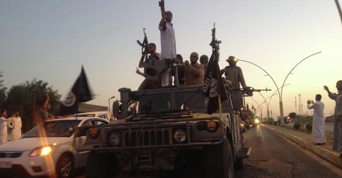 Báo Nga: Sợ Nga không kích, phiến quân IS cạo râu bỏ trốn