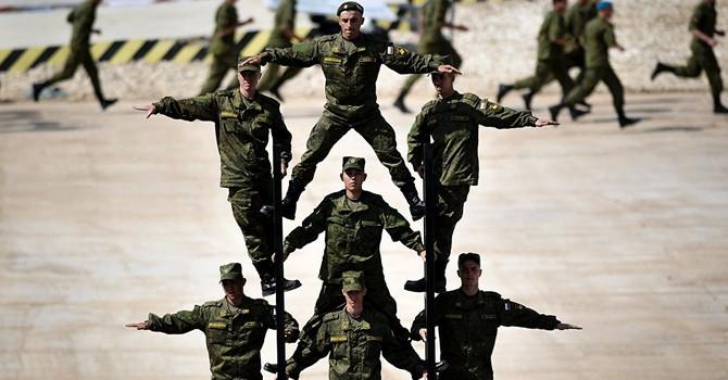 """""""Phương Tây không đánh giá đúng mức sức mạnh quân sự của Nga"""""""