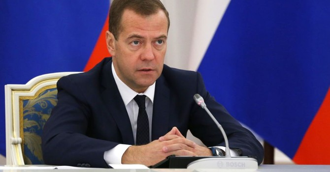 Ông Medvedev ngầm công kích Mỹ vì nước này không tiếp phái đoàn Nga