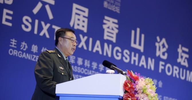 """Tướng Trung Quốc tuyên bố """"không dùng vũ lực ở Biển Đông"""""""