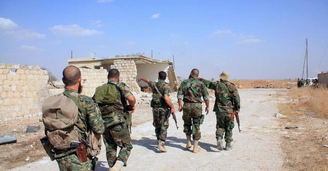 Iran bác cáo buộc đưa quân sang Syria tham chiến