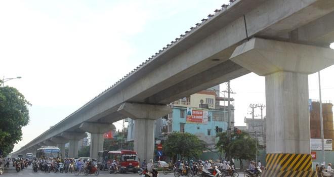 Đổi tên một số ga tuyến đường sắt Cát Linh - Hà Đông