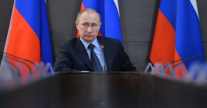Ông Putin: Những kẻ khủng bố tại Syria muốn gây bất ổn tại khu vực mới