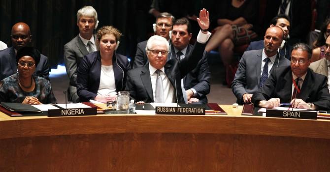 Nga bác tin vận động chống Ukraine ứng cử Hội đồng Bảo an