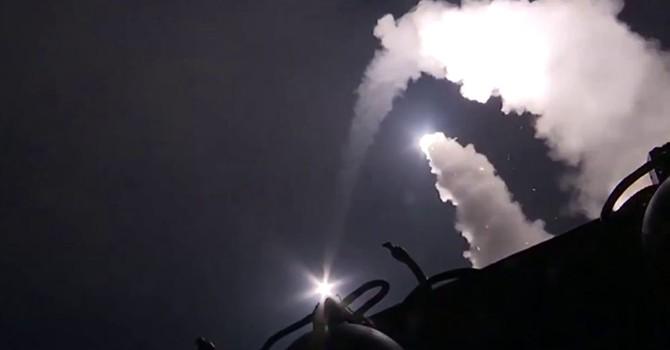 Hải quân Nga tiết lộ dùng tên lửa hành trình tầm xa 2.000 km để tiêu diệt IS