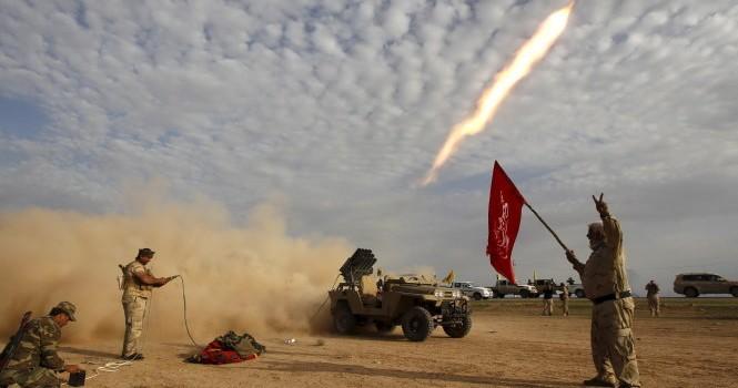 Iraq đi dây giữa Mỹ và Nga