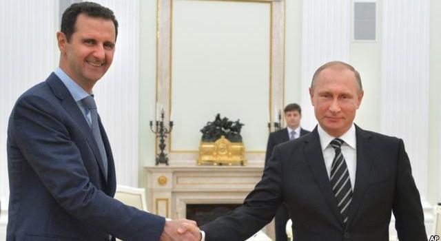 Ông Assad: Diệt trừ khủng bố sẽ mở ra giải pháp chính trị cho Syria