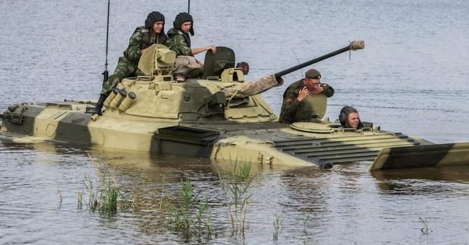 """""""Quân đội Nga mạnh hơn tất cả các đội quân của EU gộp lại""""?"""
