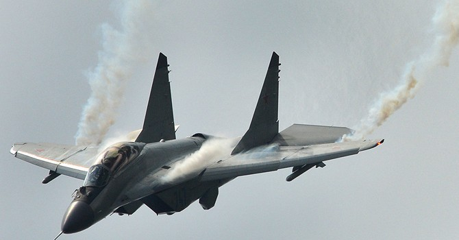 Chiến đấu cơ MiG-35 có thể được cải tiến đến cấp độ thế hệ 5