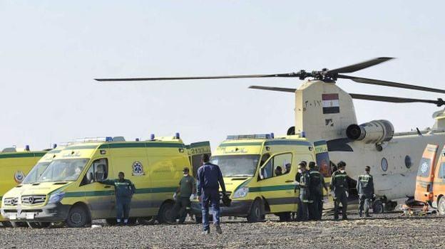 """Tổ chức """"Nhà nước Hồi giáo"""" nhận đã bắn rơi máy bay Nga ở Ai Cập"""