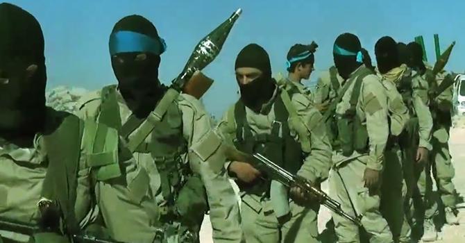 Nguồn tài chính cung cấp cho IS chủ yếu là từ việc buôn bán ma túy